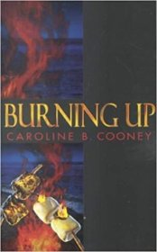 Burning Up by Caroline B. Cooney - Paperback USED Young Adult Fiction
