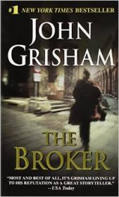 The Broker by John Grisham - Paperback USED