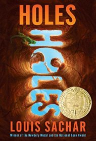 Holes by Louis Sachar - Paperback Young Adult Classics