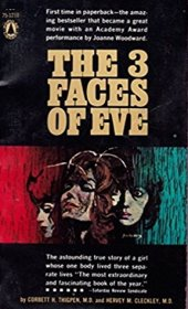 The 3 Faces of Eve by Corbett Thigpen and Hervey Cleckley - USED Paperback RARE 1983