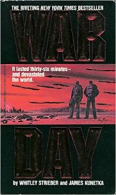 Warday by Whitley Strieber and James Kunetka - Paperback USED Fiction
