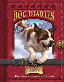 Dog Diaries #3 : Barry by Kate Klimo - Paperback