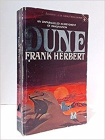 Dune by Frank Herbert - Paperback USED Classics of Science Fiction