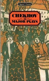 Chekhov : The Major Plays - Paperback USED Classics