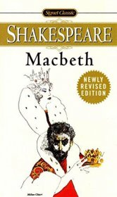 Macbeth by William Shakespeare - Paperback Signet Classics