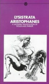 Lysistrata by Aristophanes - Paperback USED Classics