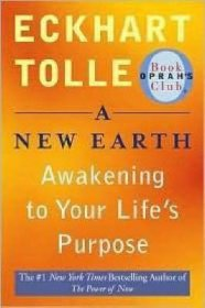 A New Earth : Awakening to Your Life's Purpose by Eckhart Tolle - Paperback USED Like New
