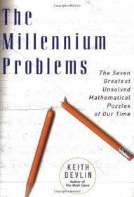 The Millennium Problems by Keith Devlin - Hardcover USED Mathematics