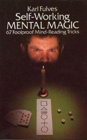 Self-Working Mental Magic (Dover Magic Books) by Karl Fulves - Paperback