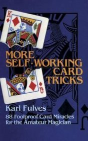 More Self-Working Card Tricks (Dover Magic Books) by Karl Fulves - Paperback