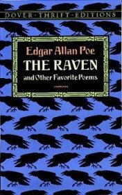The Raven and Other Favorite Poems by Edgar Allan Poe - Paperback Dover Thrift Edition