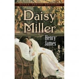Daisy Miller by Henry James - Paperback Dover Thrift Editions