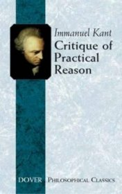 Critique of Practical Reason by Immanuel Kant - Paperback