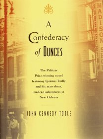 A Confederacy of Dunces by John Kennedy Toole - Hardcover USED Like New Pulitzer Prize Winner