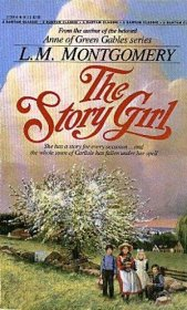The Story Girl by L.M. Montgomery - Paperback Classics USED