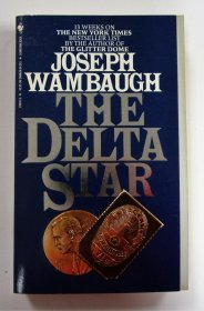 The Delta Star by Joseph Wambaugh - Paperback USED Murder Mystery