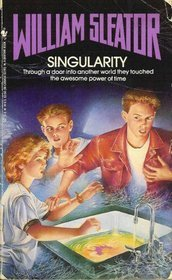 Singularity by William Sleator - Paperback USED Supernatural Fiction