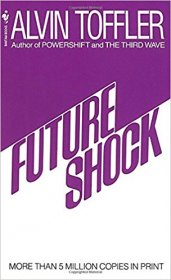 Future Shock by Alvin Toffler - Mass Market Paperback