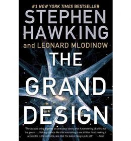 The Grand Design by Stephen Hawking and‎ Leonard Mlodinow - Paperback