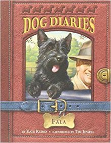 Dog Diaries #8 : Fala by Kate Klimo - Paperback