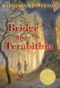 Bridge to Terabithia by Katherine Paterson - Paperback USED Scholastic Edition
