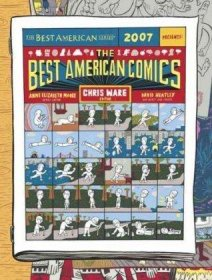 The Best American Comics 2007 Hardcover