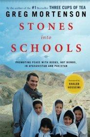 Stones into Schools by Greg Mortenson - Hardcover Nonfiction
