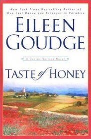 Taste of Honey by Eileen Goudge - Hardcover Literary Fiction