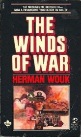 The Winds of War by Herman Wouk - Mass Market Paperback USED