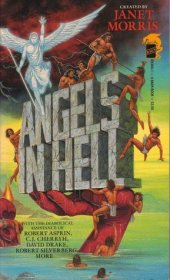 Angels in Hell by Janet Morris, editor - Paperback USED Mythology
