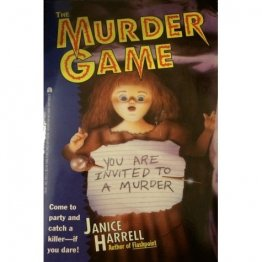 The Murder Game by Janice Harrell - Paperback USED