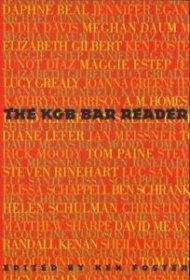 The KGB Bar Reader edited by Ken Foster - Paperback USED Like New