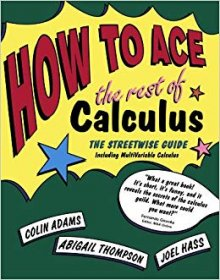 How to Ace The Rest of Calculus (Including Multivariable) The Streetwise Guide - Paperback