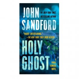 Holy Ghost : A Virgil Flowers Novel by John Sandford - Paperback USED Like New