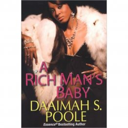 A Rich Man's Baby by Daaimah S. Poole - Paperback