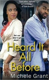 Heard it All Before by Michele Grant - Mass Market Paperback