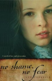 No Shame, No Fear by Ann Turnbull - Paperback Young Adult Fiction