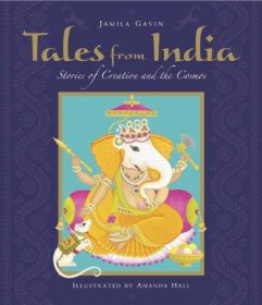 Tales From India : Deluxe Illustrated Hardcover Edition
