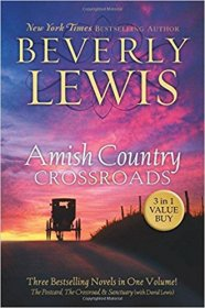 Amish Country Crossroads : Giant Softcover Omnibus Edition by Beverly Lewis USED Paperback
