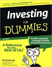 Investing for Dummies : A Reference for the Rest of Us by Eric Tyson, MBA - Paperback