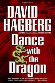 Dance with the Dragon by David Hagburg - Hardcover Fiction