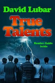 True Talents by David Lubar - Paperback Supernatural Fiction