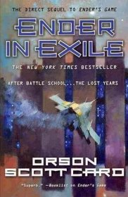 Ender in Exile by Orson Scott Card - Paperback Sci Fi