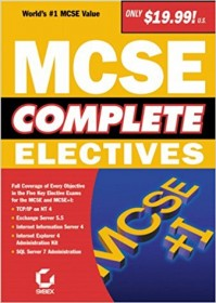 MCSE Elective Complete SC Reference