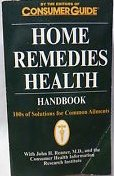 Home Remedies Health Handbook - Paperback Reference