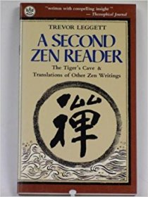 A Second Zen Reader by Trevor Leggett - Mass Market Paperback USED