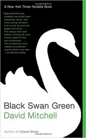 Black Swan Green by David Mitchell - Paperback Literary Fiction