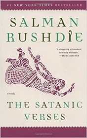 The Satanic Verses by Salman Rushdie - A Novel in Trade Paperback