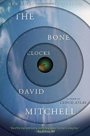 The Bone Clocks : A Novel in Trade Paperback by David Mitchell