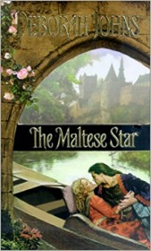 The Maltese Star by Deborah Jones - A Zebra Historical Romance in Paperback